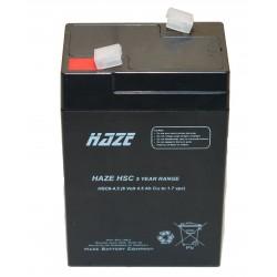 HAZE AGM 12V-4.5Ah