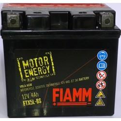 Batería moto FIAMM FTX5L-BS