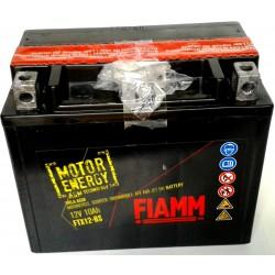Batería moto FIAMM FTX12-BS
