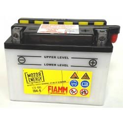 Batería moto FIAMM FB4L-B