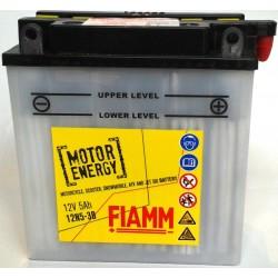 Batería moto FIAMM 12N5-3B