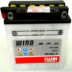 Batería moto FIAMM FB12AL-A