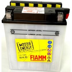 Batería moto FIAMM FB14AL-B2