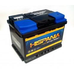 Batería HISPANIA 60 Ah