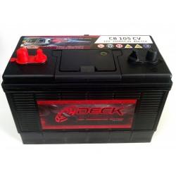 Bateria ciclo profundo DECK 105 Ah