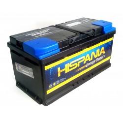 Batería HISPANIA 95 Ah