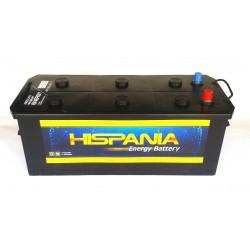 Batería de camión reforzada HISPANIA 180 Ah