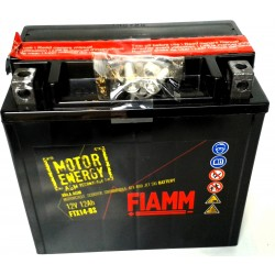 Batería moto FIAMM FTX14-BS