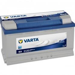 Batería VARTA BLUE DIMANIC G3-95Ah