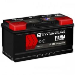 Batería FIAMM TITANIUM 110 Ah