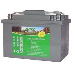 Batería semitracción. Gel HAZE 12V-65Ah
