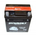 Batería de moto AGM DYNAVOLT YTX7L-BS