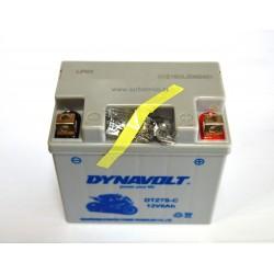 Batería moto AGM DYNAVOLT YTZ7-S