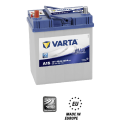 Batería VARTA BLUE DYMANIC A15-40Ah( Positivo izquierda, borna fina)