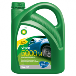 BP VISCO 3000 10W40 A3/B4- 5L-4U