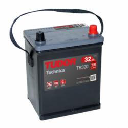 Batería de coche TUDOR High Tech. 47Ah-450EN-Modelo TA472