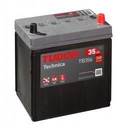 Batería de coche TUDOR Technica. 32Ah-270EN-Modelo TB320