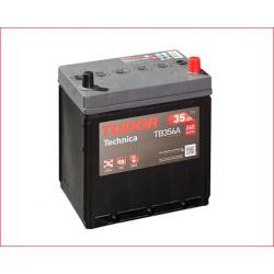 Batería de coche TUDOR Technica. 325Ah-240EN-Modelo TB356 ( Borna fina)