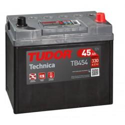 Batería de coche TUDOR Technica. 45Ah-330EN-Modelo TB451
