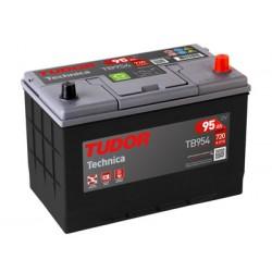 Batería de coche TUDOR Technica. 95Ah-800EN-Modelo TB950