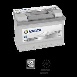 Batería de coche VARTA SILVER DYMANIC 74Ah-750-E38 ( Positivo derecha)