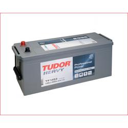 Batería de camión 142Ah TF1420-TUDOR Profesional Power HDX- 850EN