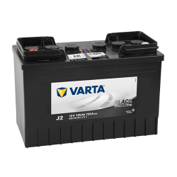 Batería de camión 125Ah-720EN- J1-VARTA PROMOTIVE BLACK
