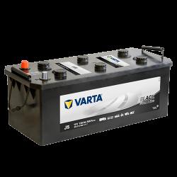 Batería de camión 125Ah-950EN- J3-VARTA PROMOTIVE BLACK
