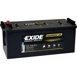 Batería de gel para CARAVANAS Y NAUTICA. Éxide 120Ah- ES1350