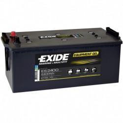 Batería de gel para CARAVANAS Y NAUTICA. Éxide 140Ah- ES1600