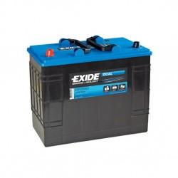 Batería de AGM para CARAVANAS Y NAUTICA. Éxide Dual 180Ah- EP1500