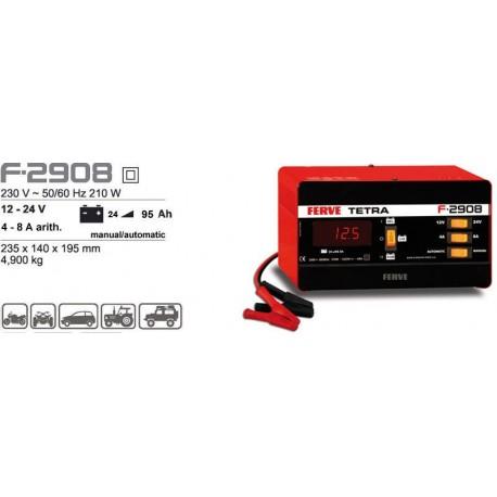 Cargador automático FERVE F2908