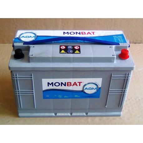 Batería de gel para CARAVANAS Y NAUTICA. Éxide 210Ah- ES2400