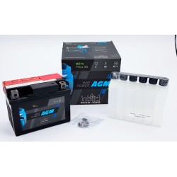 Batería moto AGM INTACT YTX4L-BS