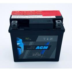 Batería moto AGM INTACT YTX5L-BS