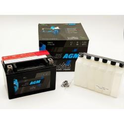 Batería moto AGM INTACT YTX9-BS
