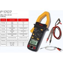 Multimetro F1707