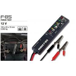 Test 12V FERVE F-85